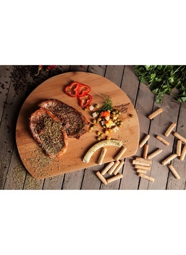Rica Kesme Steak Tahtası-Bambum